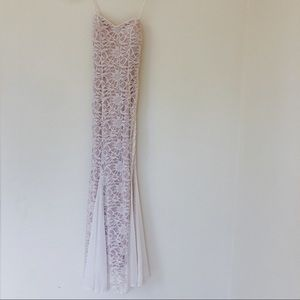 Damaged Lace Gown
